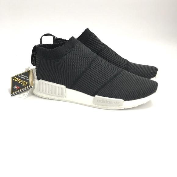 Adidas Mens NMD CS1 GTX Gore-tex Primeknit Shoes